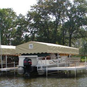 4000# Vertical Boat & Pontoon