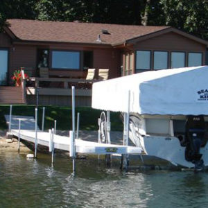 3000# Vertical Boat