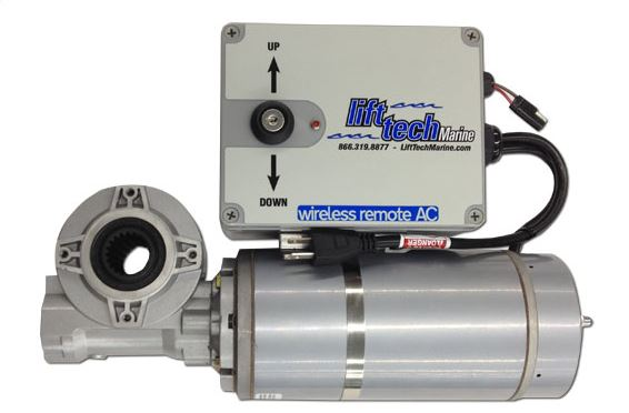 Wireless Remote AC Lift Motor
