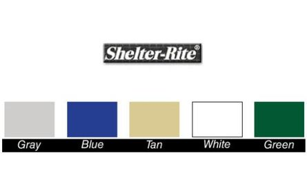 Shelter Rite Vinyl Canopies